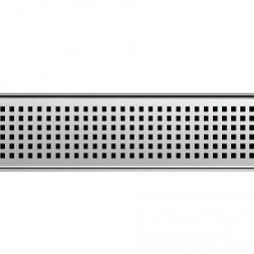 ACO ShowerDrain E-line Design Rost Quadrato