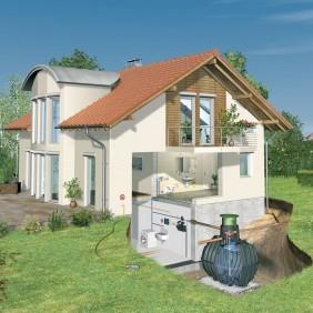 Graf Hausanlage Carat Eco-Plus begehbar verschiedene Größen
