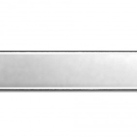 ACO ShowerDrain E-line Design Rost Solid
