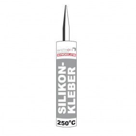 SCHWENDILATOR Schornstein W3G-LAS Hochtemperatur Silikon-Kleber-Kartusche