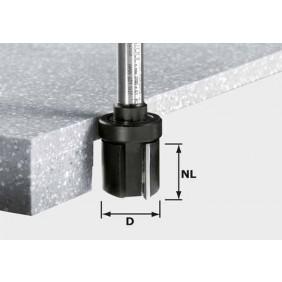 Festool Bündigfräser HW Schaft 12 mm HW D28/25 ss S12