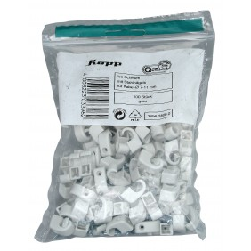 Kopp Iso- Schellen 7 - 11 mm Profi-Pack