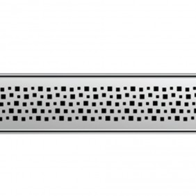ACO ShowerDrain E-line Design Rost Pixel