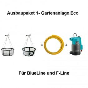 REWATEC Ausbaupaket 1 - Gartenanlage Eco