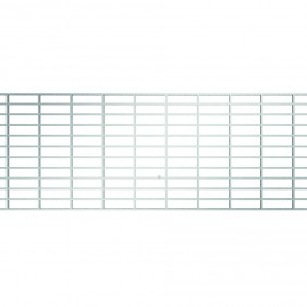 ACO Self® Maschenrost 30/10 Edelstahl  für Profiline Holzterrassenrinne