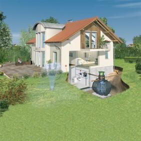 Graf Hausanlage Carat Professionell begehbar verschiedene Größen