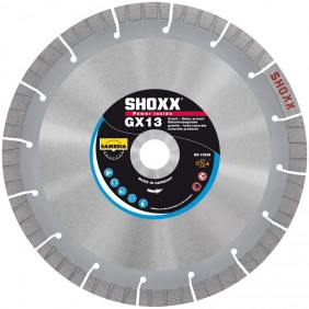 Samedia Highend-Diamanttrennscheibe SHOXX GX13