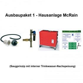 REWATEC Ausbaupaket 1 - Hausanlage McRain