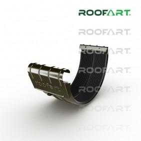 Roofart Rinnenverbinder, Durchmesser 125 mm, versch. Farben