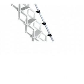 Roto Columbus Teleskophandlauf für Scherentreppe