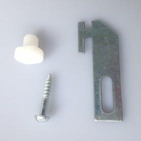 MEA Lichtschacht Rostabhebesicherung für MULTINORM LS-Tiefe 70 cm