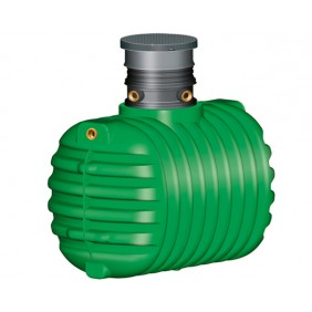 Graf Garantia Regenwassertank Zisterne Cristall-Erdtank