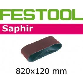 Festool Schleifband CMB 120 820x120-P50-SA/10