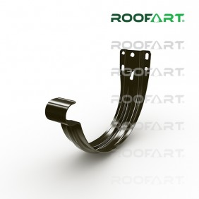 Roofart Stirnbretthalter universal, Zink
