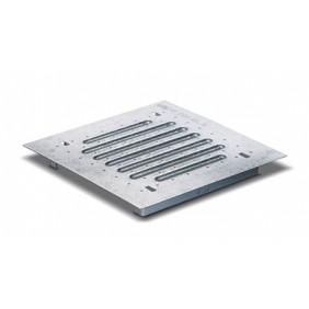 BIRCO Plus Stegrost für Sinkkasten 30x30cm