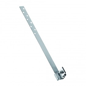 HEUEL Dachtrittsystem MultiStep Schienenhalterung für Ton- und Betonpfannendächer