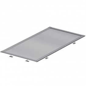 ACO Self® Laub- und Insektenschutzgitter für Lichtschacht