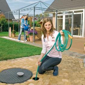 REWATEC Gartenanlage AutoReel BlueLine II 2600 l - Sommeraktion