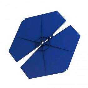 BEVER ISO-CLIP blau