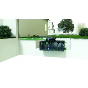 Garten Basic Flachtank