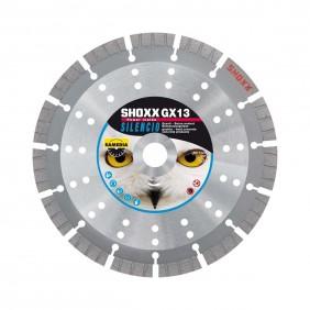 Samedia Highend-Diamanttrennscheibe SHOXX GX13 SILENCIO