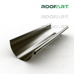 Roofart Dachrinne, Durchmesser 125 mm, versch. Farben