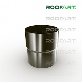 Roofart Fallrohrverbinder, Zink