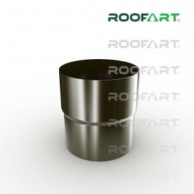 Roofart Fallrohrverbinder, Ø 87 mm, versch. Farben
