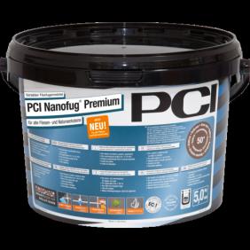 PCI Nanofug Premium 5 kg, versch. Farben