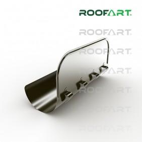 Roofart Prallblech 180°, Durchmesser 125 mm, versch. Farben