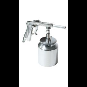 beko Behälter-Spritzpistole silber