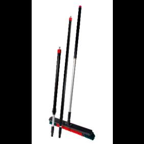 beko Performance Aluminium-Teleskopstiel mit Wasserdurchlauf, kurz
