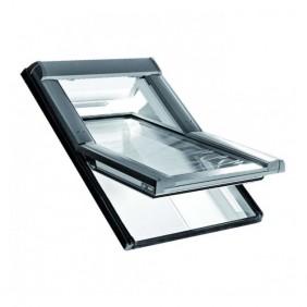 Roto blueLine Plus Dachfenster Designo R6 Kunststoff Schwingfenster