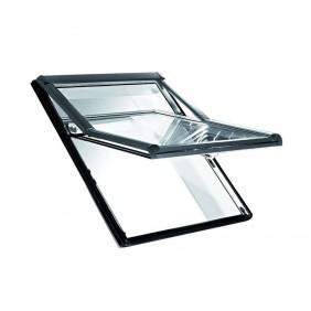 Roto blueLine Plus Dachfenster Designo R7 Kunststoff Hoch-Schwingfenster