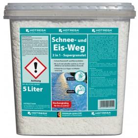 Hotrega Schnee- und Eis-Weg 2 in 1 - Supergranulat