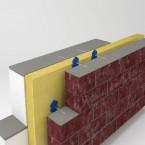 BEVER Luftschichtanker Well-L - d=4 mm