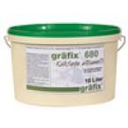 Gräfix 680 Kalkfarbe, 10 l Eimer