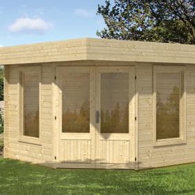 Garten- & Gerätehäuser 40 mm