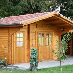 Garten- & Gerätehäuser 58 mm