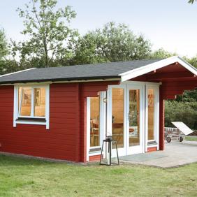 Garten- & Gerätehäuser 70 mm