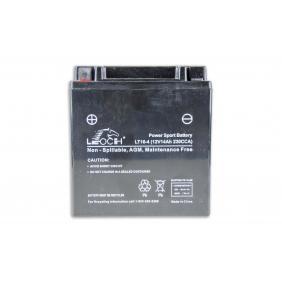 Batterie für Gartentraktor