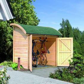 Fahrradunterstand / Fahrradgarage
