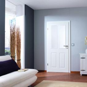 Stiltüren in weiß