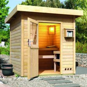 Outdoorsauna