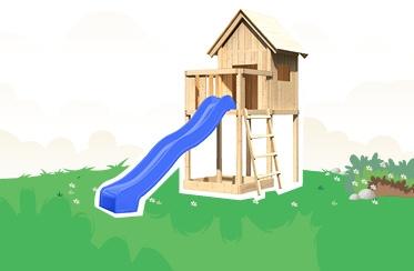 Akubi Spielturm
