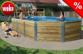 stark reduzierte Weka Pools
