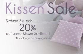 Kissen-Sale