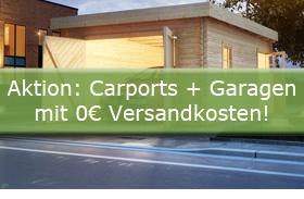 Carports + Garagen
