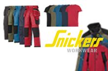 Arbeitskleidung nach Farben