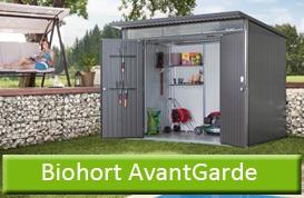 Biohort AvantGarde mit Doppeltür